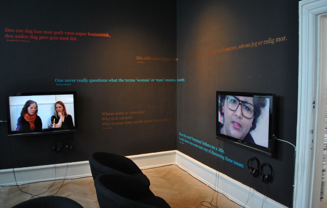 LetUsSpeakNow Re/Vision, 2012, Museum of Contemporary Art, DK