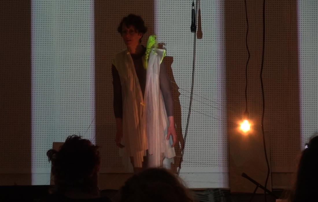 Kein Licht, Gina Matiello, Universitet Bienne/Biel, CH, 2013